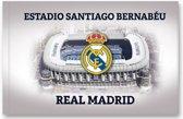 Real Madrid Vlag Stadion 150 X 100 Cm