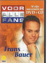 Voor Alle Fans: Frans Bauer (DVD + CD)