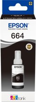 Epson T6641 - Inktcartridge / Zwart