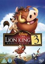 Lion King 3 : Hakuna Matata (Import)