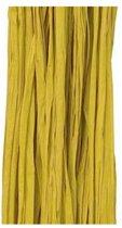 Vivant nature raffia geel geel - 25 Gram