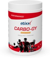 Etixx Performance Carbo-Gy Orange 1000G