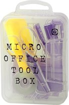 Micro Box Kantoorgereedschap