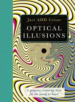The Optical Illusions Colouring Book