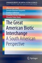 The Great American Biotic Interchange