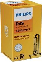 Philips Xenon Vision D4S 4600k - 42402VIC1
