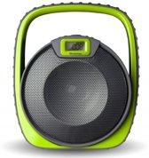 S-Digital X2808 Submarine waterdichte portable speaker met Bluetooth, USB, Aux-in, accu en powerbank functie