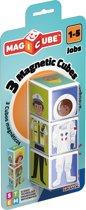 Geomag MagiCube Jobs - 3 delig