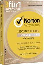 Symantec Norton Security Deluxe 2019 3.0 voor | 3