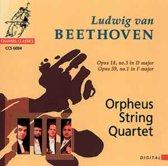 String Quartets Op. 18 No 3 / Op. 59 No 1