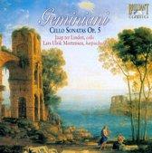 Cello Sonatas Op. 5