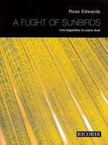 A Flight Of Sunbirds