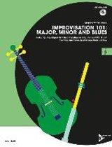 Improvisation 101 -- Major, Minor, and Blues