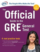 Omslag van 'The Official Guide to the GRE General Test, Third Edition'
