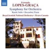 Lopes-Graca: Symphony