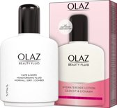 Olaz Essentials Beauty Fluid - 200 ml - Gezichtslotion