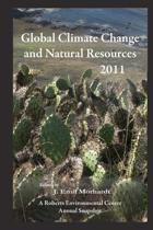 Global Climate Change and Natural Resources 2011