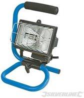 Silverline Bouwlamp - Werklamp, 150 Watt