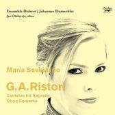 Cantatas For Soprano / Oboe Concert