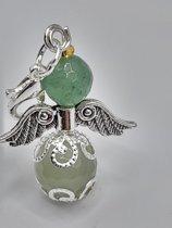 Aventurijn engeltje - Aartsengel Rafael