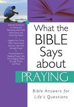 What the Bible Says about Praying