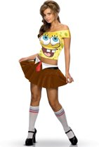 Sexy SpongeBob �Kostuum voor dames - Verkleedkleding - XS