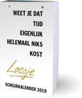 Loesje Scheurkalender 2019