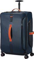 Samsonite Reistas Met Wielen - Paradiver Light Spinner Duffle 67/24 (Compact) Blue Nights