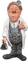 Beroepen - beeldje - huisarts - dokter - Warren - Stratford