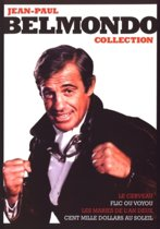 Jean Paul Belmondo Collectie 4Dvd