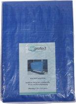 Topprotect Bouwhekkleed blauw - 1.76-x-3.41m