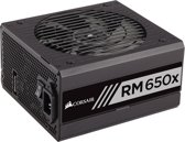 Corsair RM650x 650W ATX Zwart power supply unit