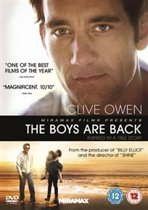 Boys Are Back (dvd)