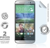 Celly Screenprotector / schermbeschermer Perfetto voor HTC One (M8)