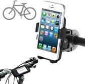 Smartphone fietshouder universeel - klemt automatisch Pride Kings®