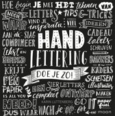 Omslag van 'Handlettering doe je zo!'