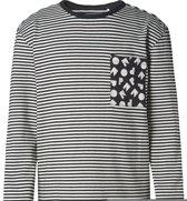 NOP Jongens T-shirt - Black - Maat 116