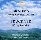 String Quintet Op.111 / String Qu