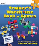 The Trainer's Warehouse Book of Games