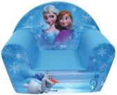 Disney Frozen Stoel Meisjes Blauw 52 X 33 X 42 Cm