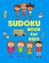 Sudoku Book for Kids