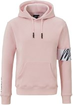 Malelions Captain Hoodie - Pink/White