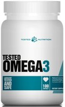 Tested Nutrition Tested Omega 3