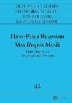 Max Regers Musik