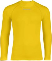 Stanno Functional Sports Thermo  Sportshirt performance - Maat 164  - Unisex - geel