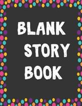 Blank Story Book