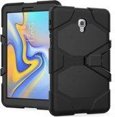 Heavy Duty Case Samsung Galaxy Tab A 10.5 - Zwart