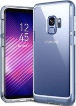 Caseology Skyfall Samsung Galaxy S9 Hoesje Blauw