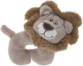 Tender Toys Rammelaar Leeuw 14 Cm Lichtbruin