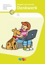 Denkwerk Omgaan met internet 5 ex Gr 3-4 Werkboek